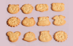 Animal biscuit