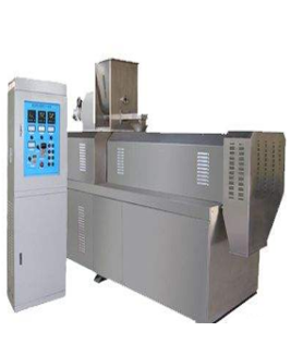 30Kw Pet food extruding machine